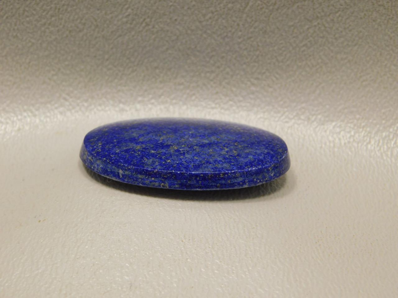 Lapis Lazuli and Gold Pyrite Gemstone Designer Cabochon #21