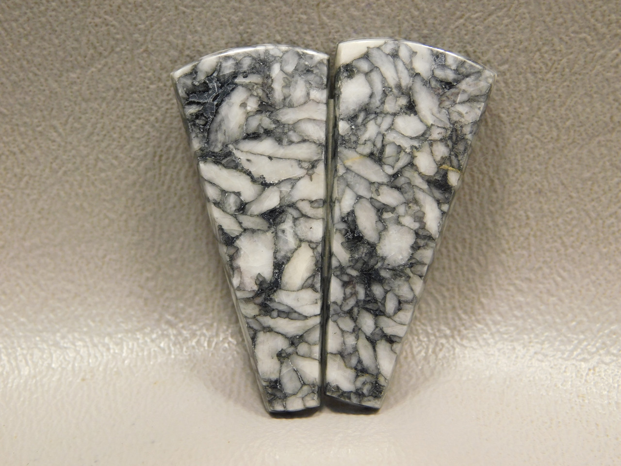 Pinolith or Pinolite Matched Pairs Stones Cabochons #11