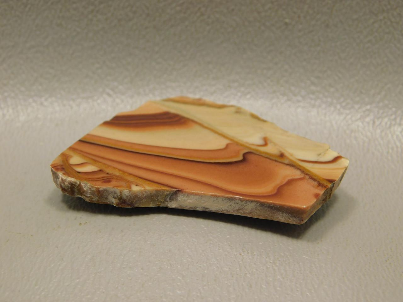 Wave Dolomite Cabochon Semiprecious Stone Slab #S7