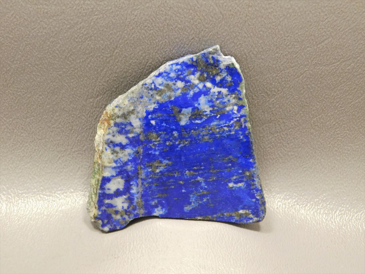 Lapis Lazuli Wirewrapping Natural Freeform Slab Cabochon #S1