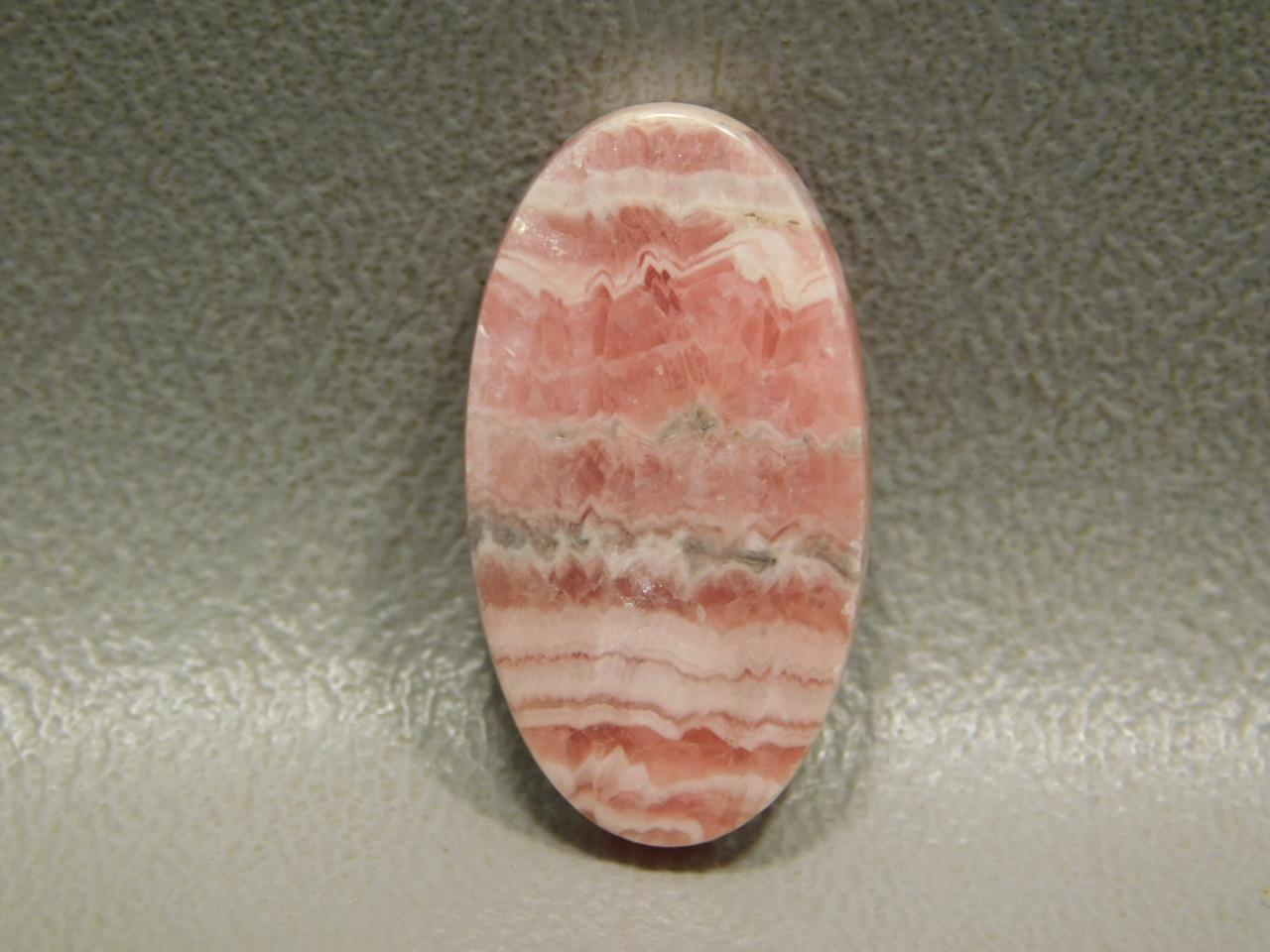 Pink Rhodochrosite Stone Cabochon Gemstone #19