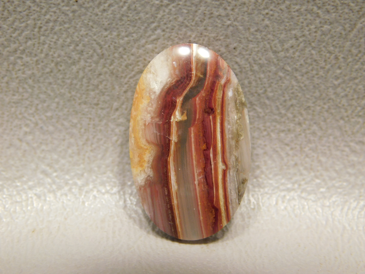 Candy Opal or Bacon Opal Cabochon Loose Stone #22