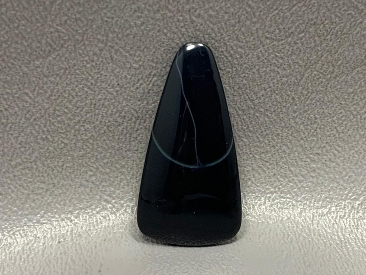 Spiderweb Obsidian Cabochon #22