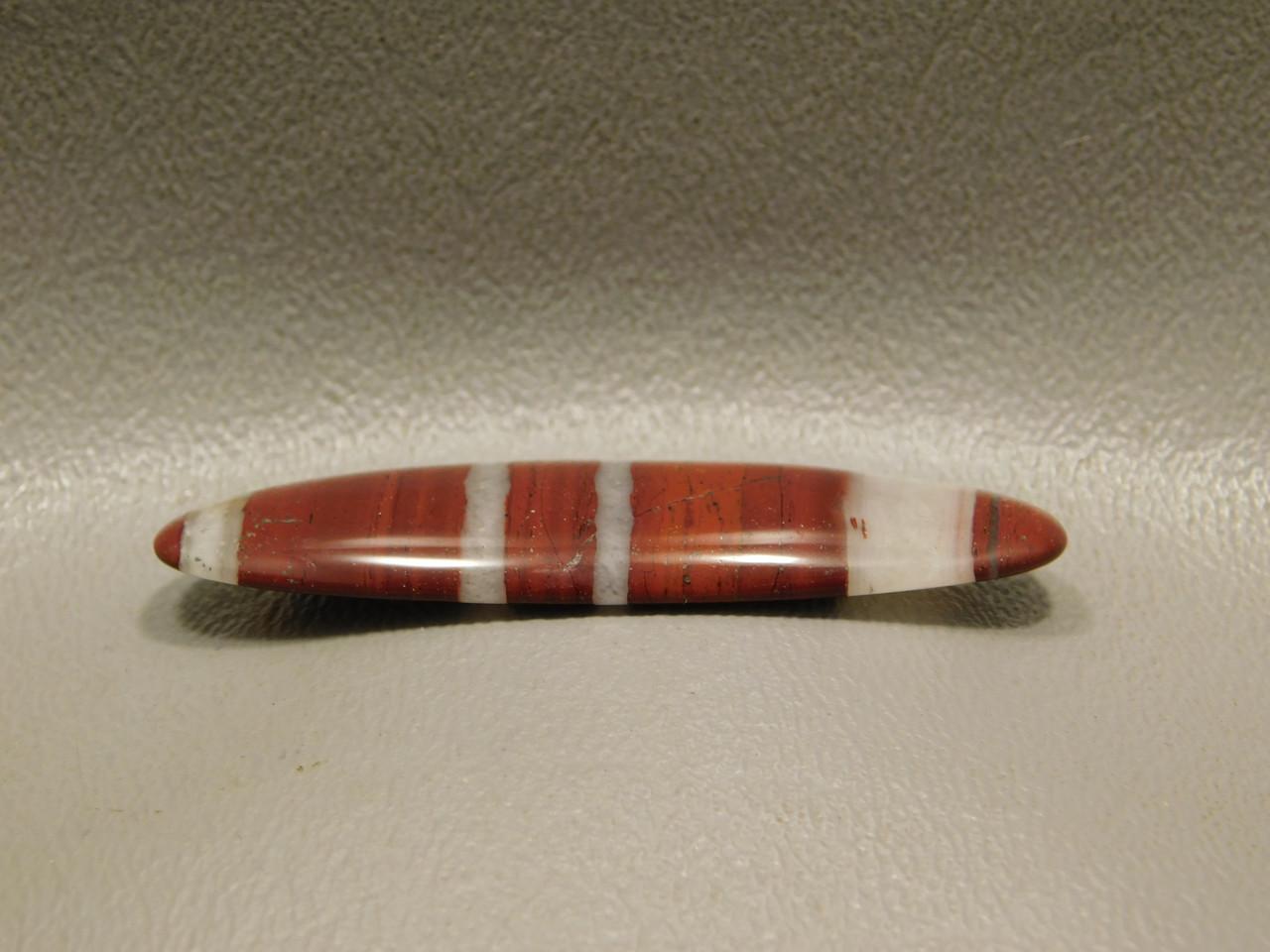 Red Jasper Cabochon Stone Jewelry Design #18