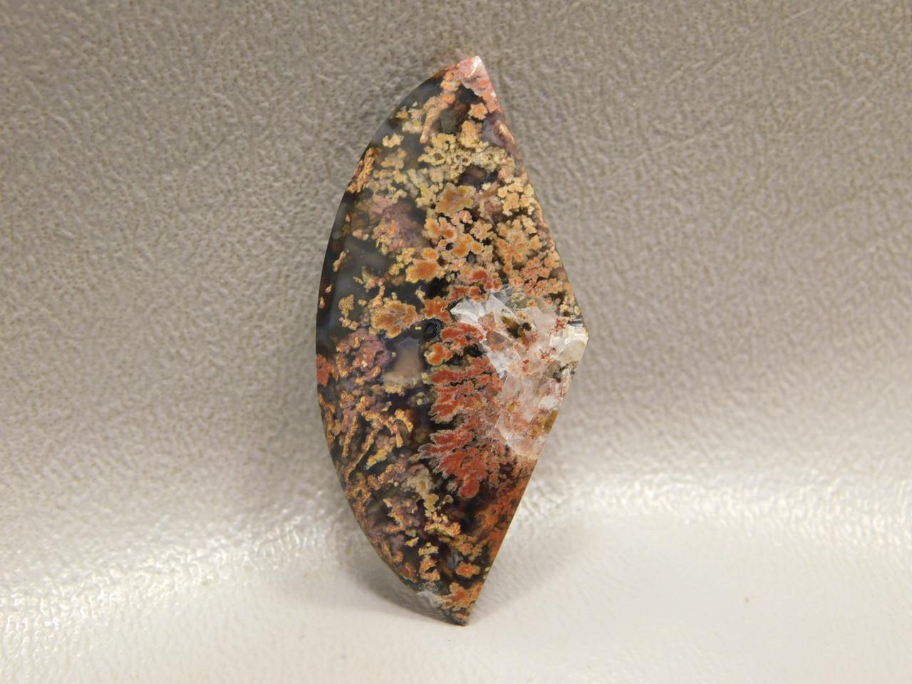 Stone Cabochon Priday Plume Agate #2