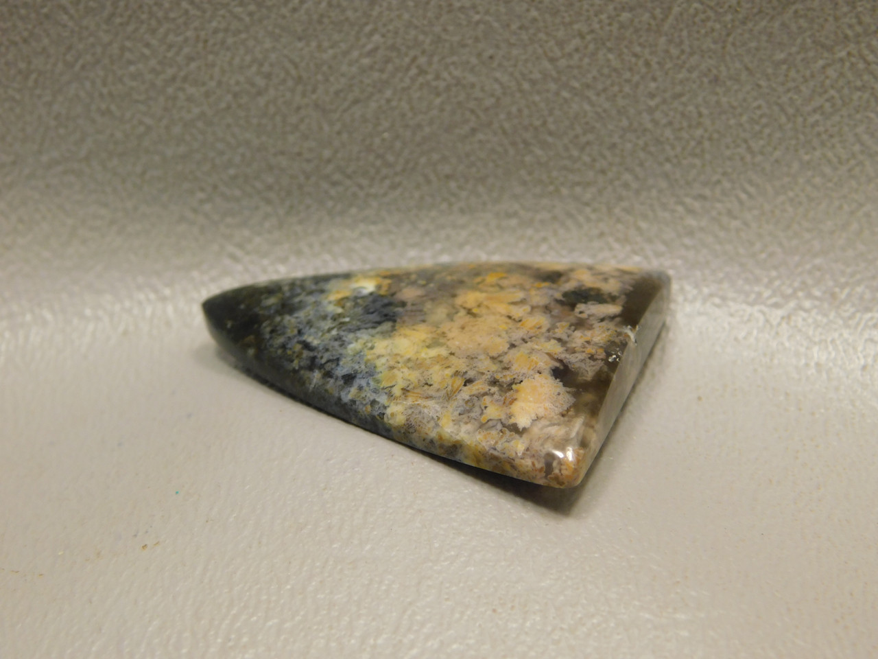 Rare Priday Plume Agate Translucent Cabochon Oregon #16