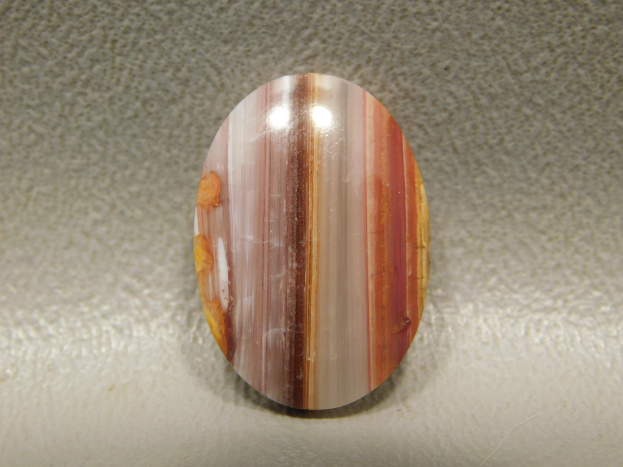 Candy Opal or Bacon Opal Cabochon Stone #4