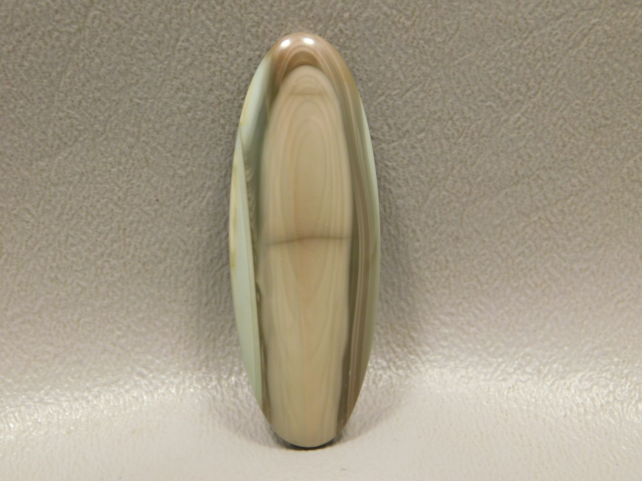 Royal Imperial Jasper Cabochon Green and Pink Stone #4