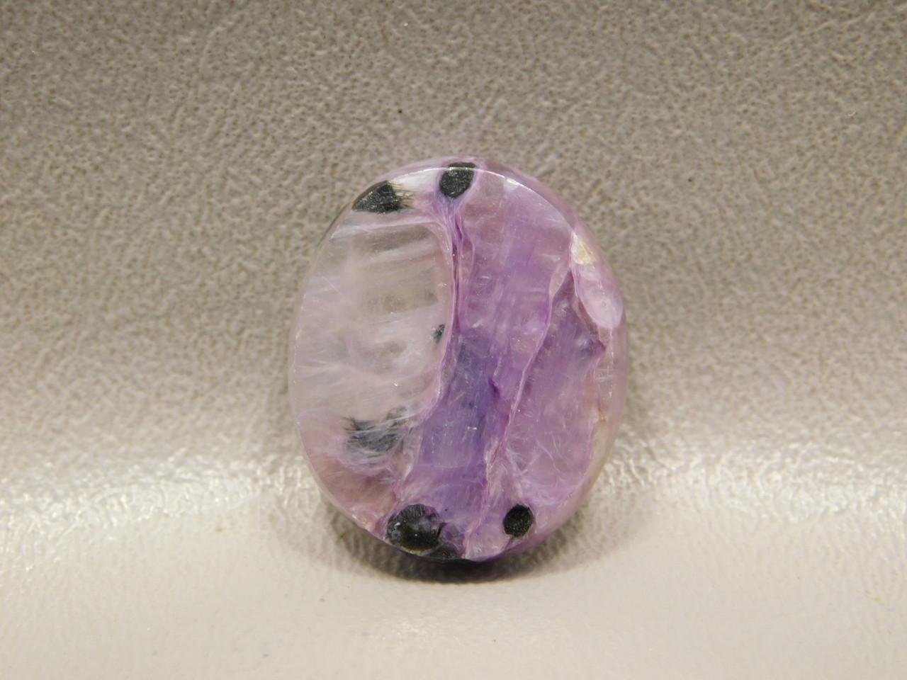 Purple Cabochon Charoite Semi Precious Stone Jewelry Making #9