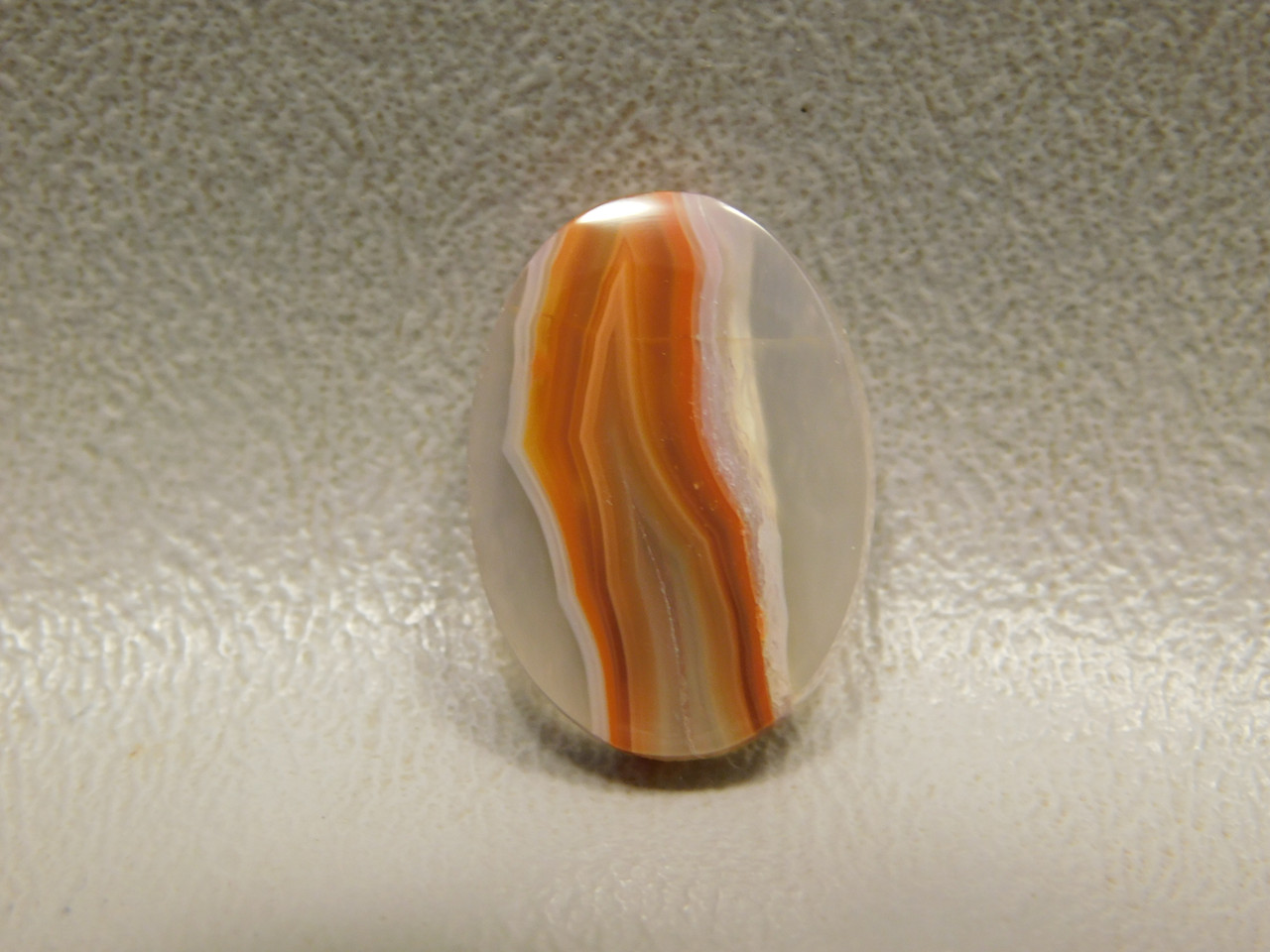 Red Laguna Agate Cabochon Jewelry Making Supplies #14