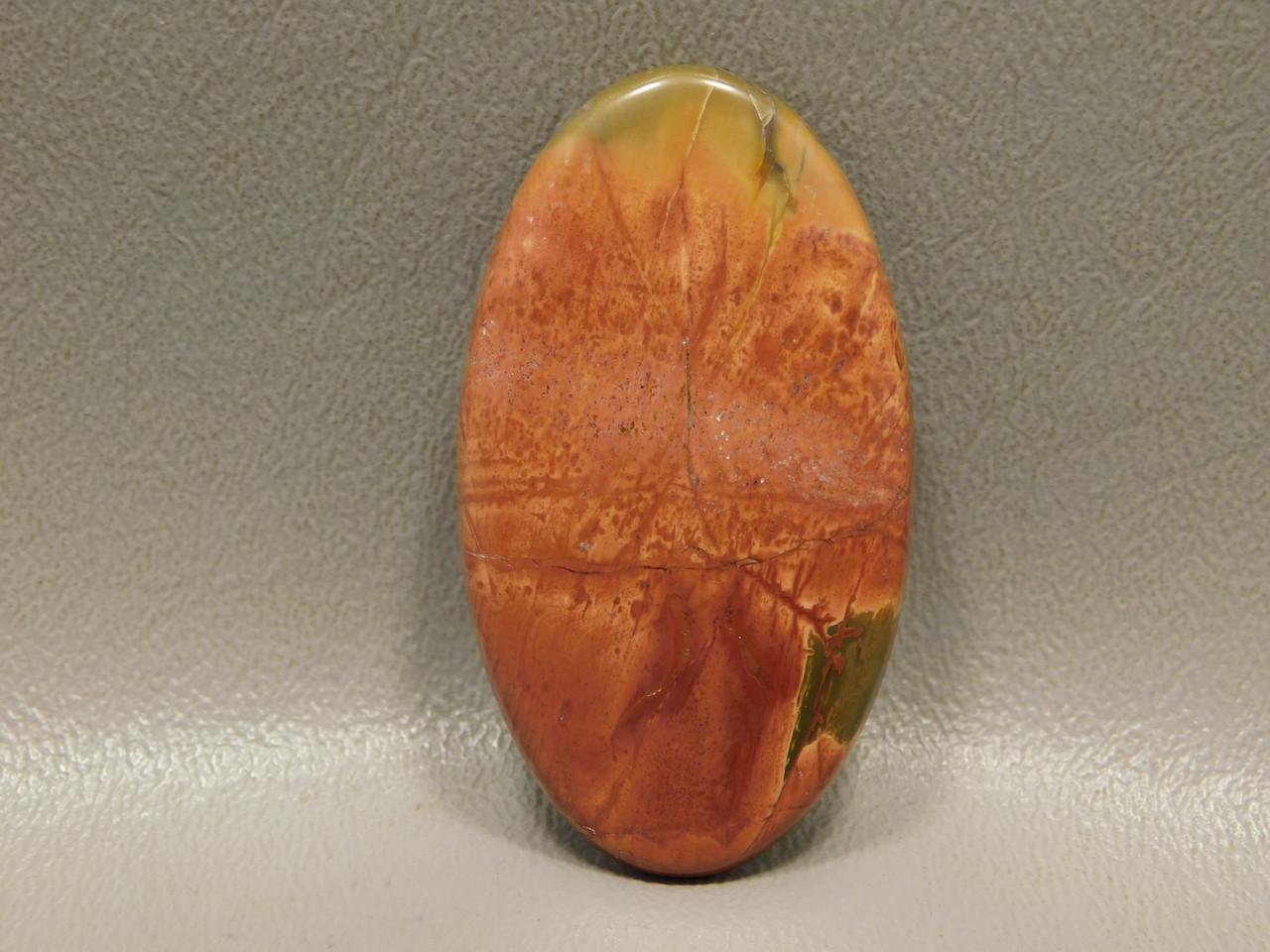 Cherry Creek Jasper Designer Cabochon Semi Precious Gemstone #11