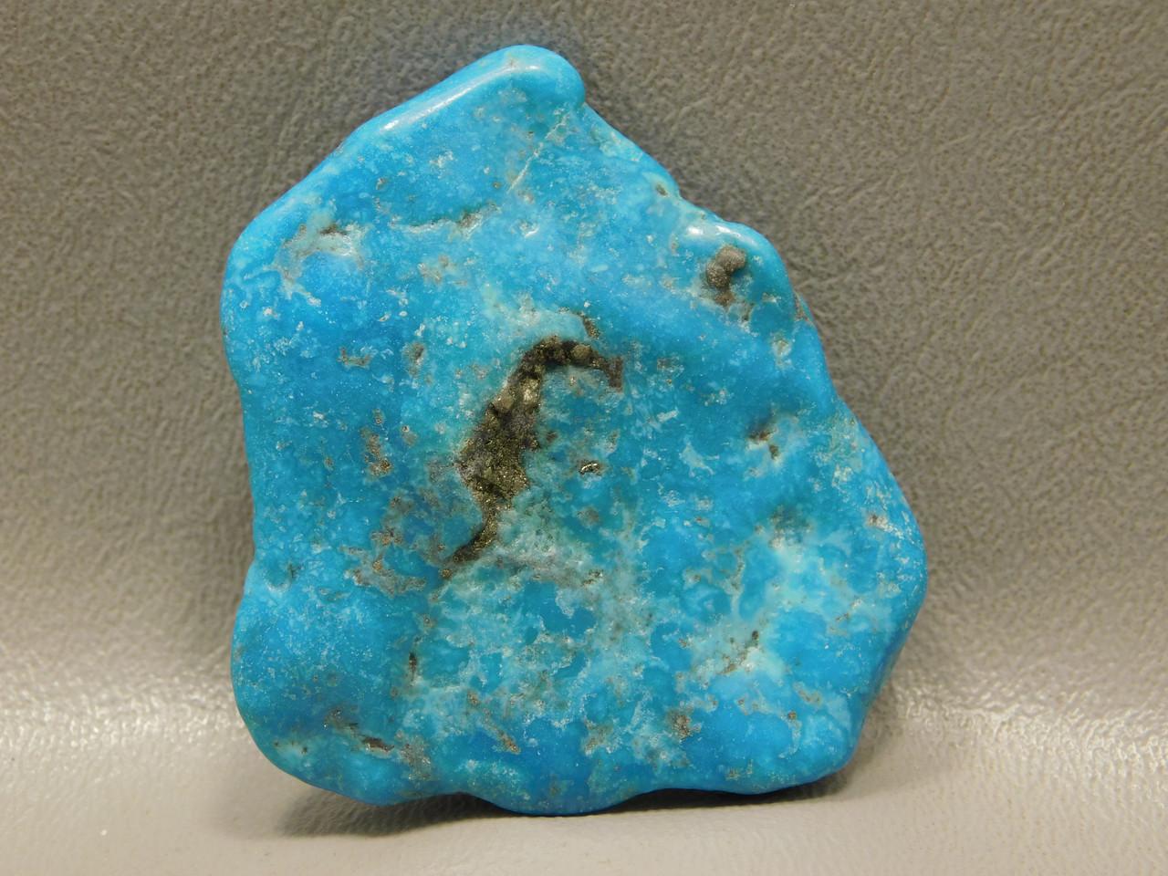 Large Polished Turquoise Nugget Tumble Cabochon Blue Stone #N4