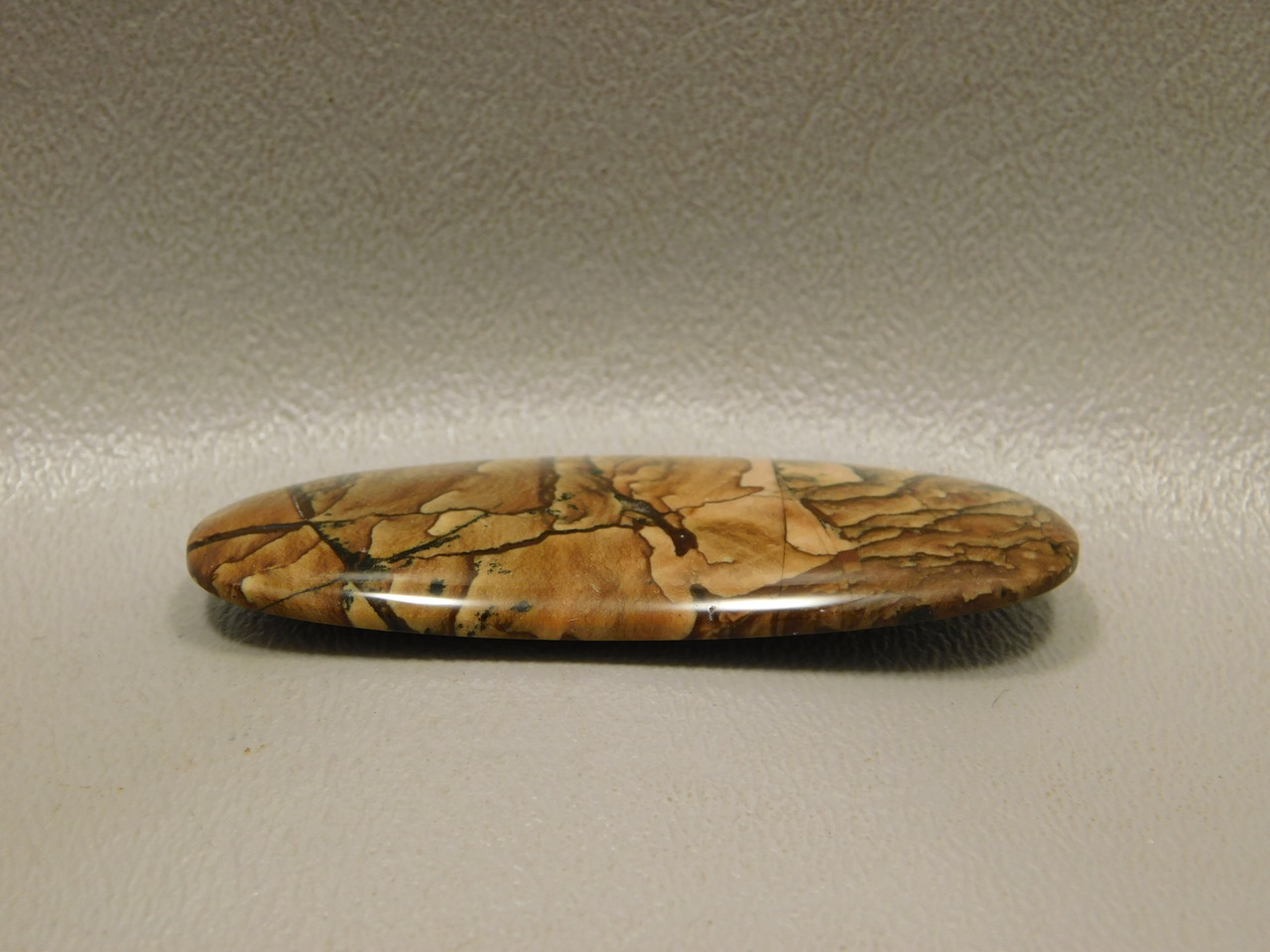 Deschutes Picture Jasper Jewelry Design Cabochon Stone #5