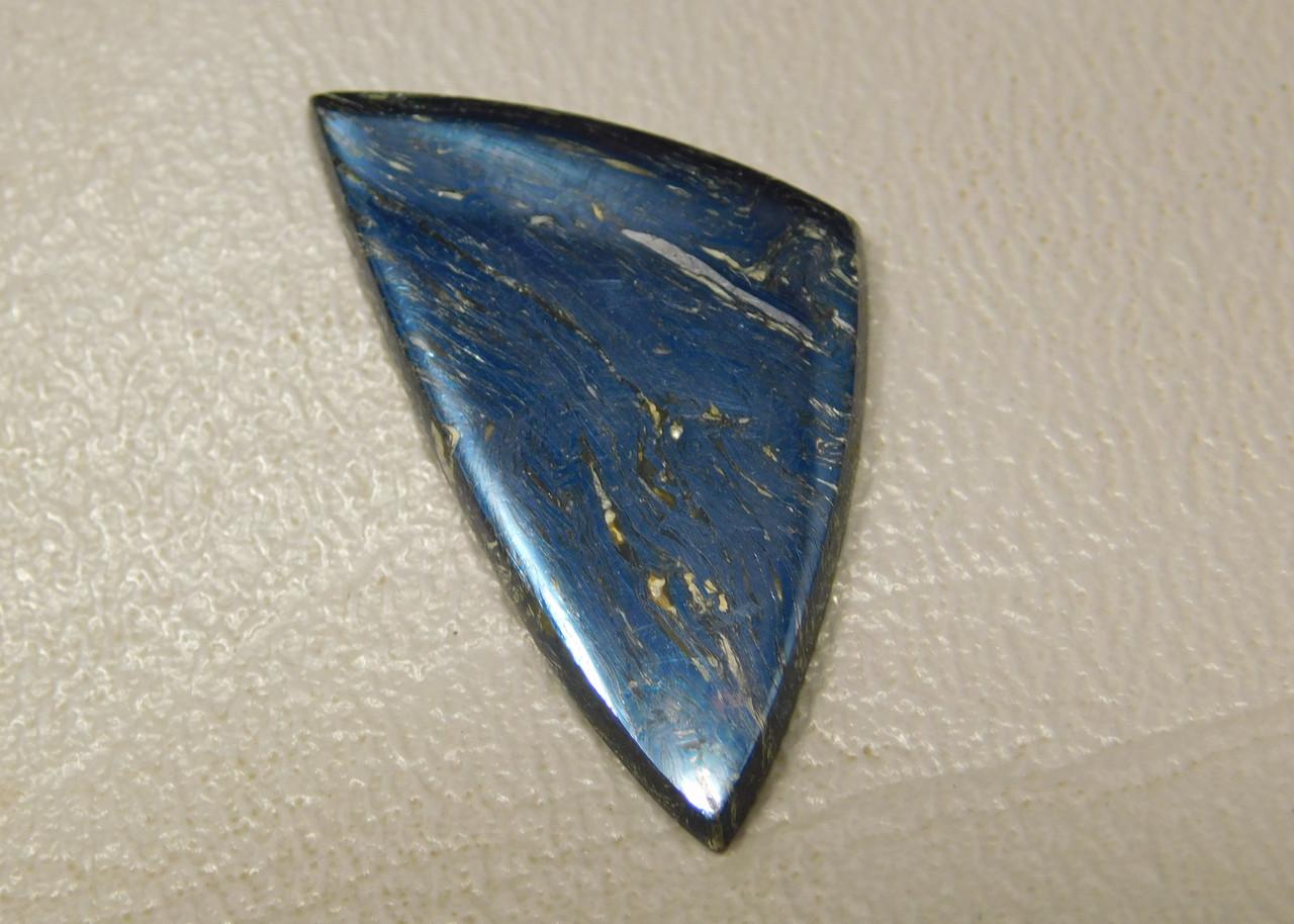 Covellite Cabochon Semi Precious Gemstone #5