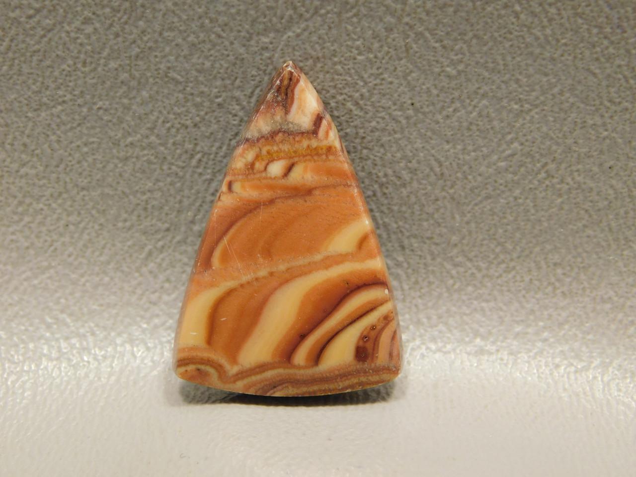 Wavy Dolomite Cabochon Stone #9