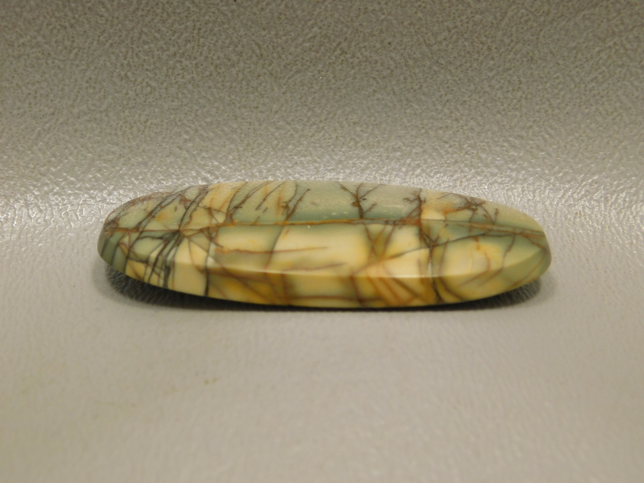 Semi Precious Stone Red Creek Jasper Stone Cabochon #23