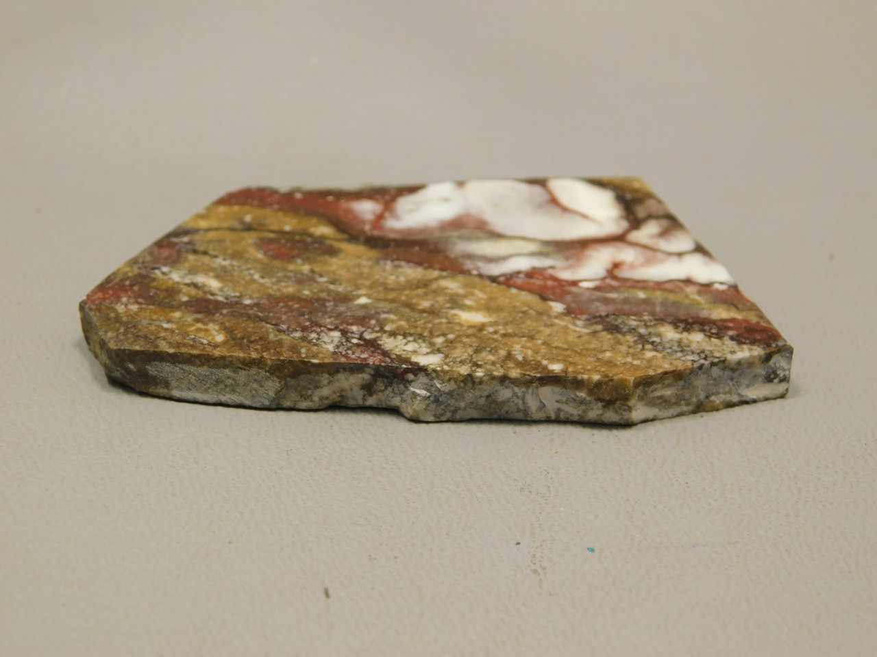 Appaloosa Stone Natural Wire Wrapping Polished Small Slab #S11