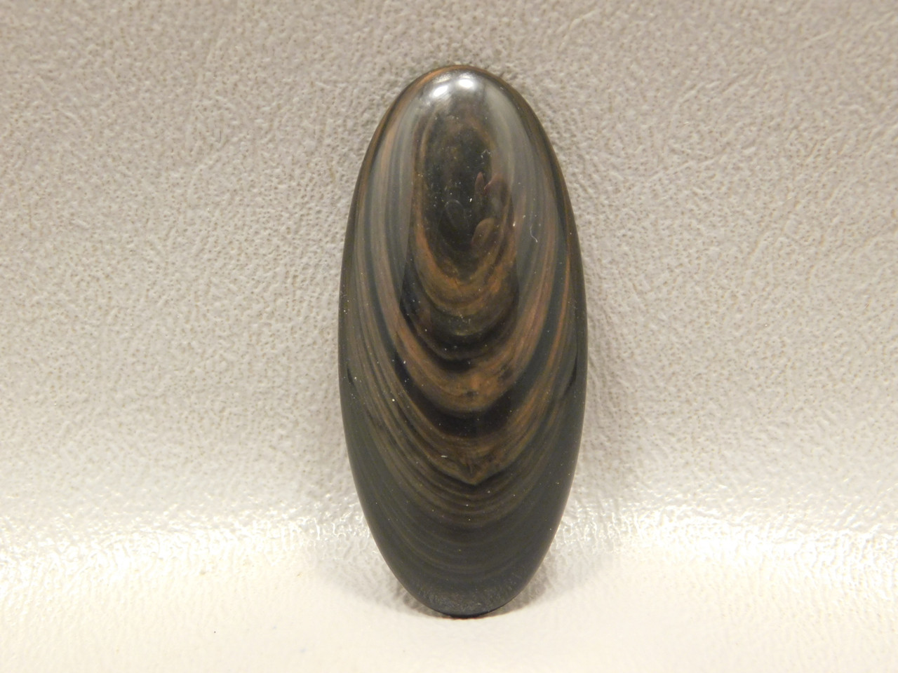 Mahogany Obsidian Cabochon Gold Sheen Oregon Gemstone #15