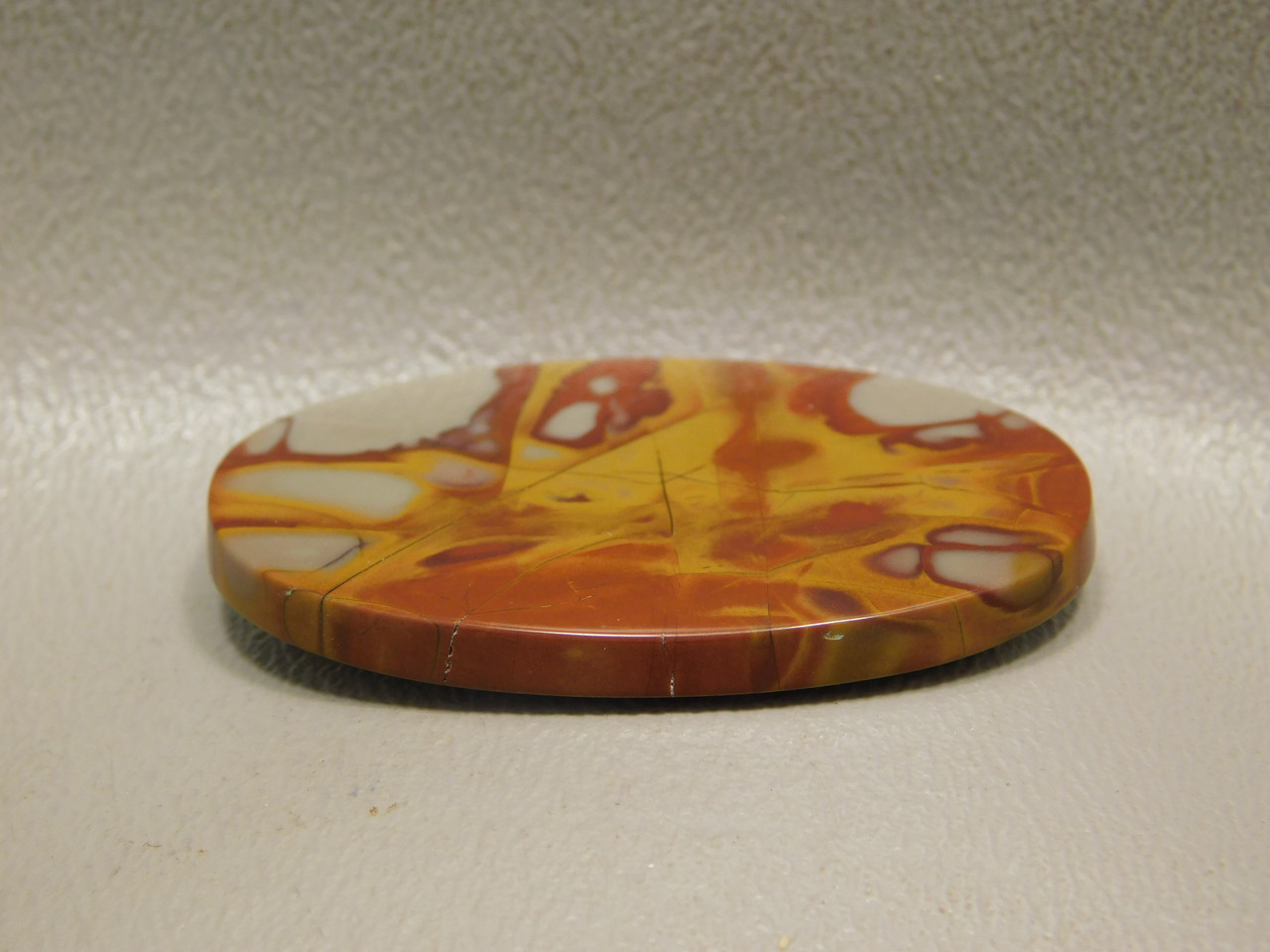 Australia Noreena Jasper Cabochon Loose Stone Red #4