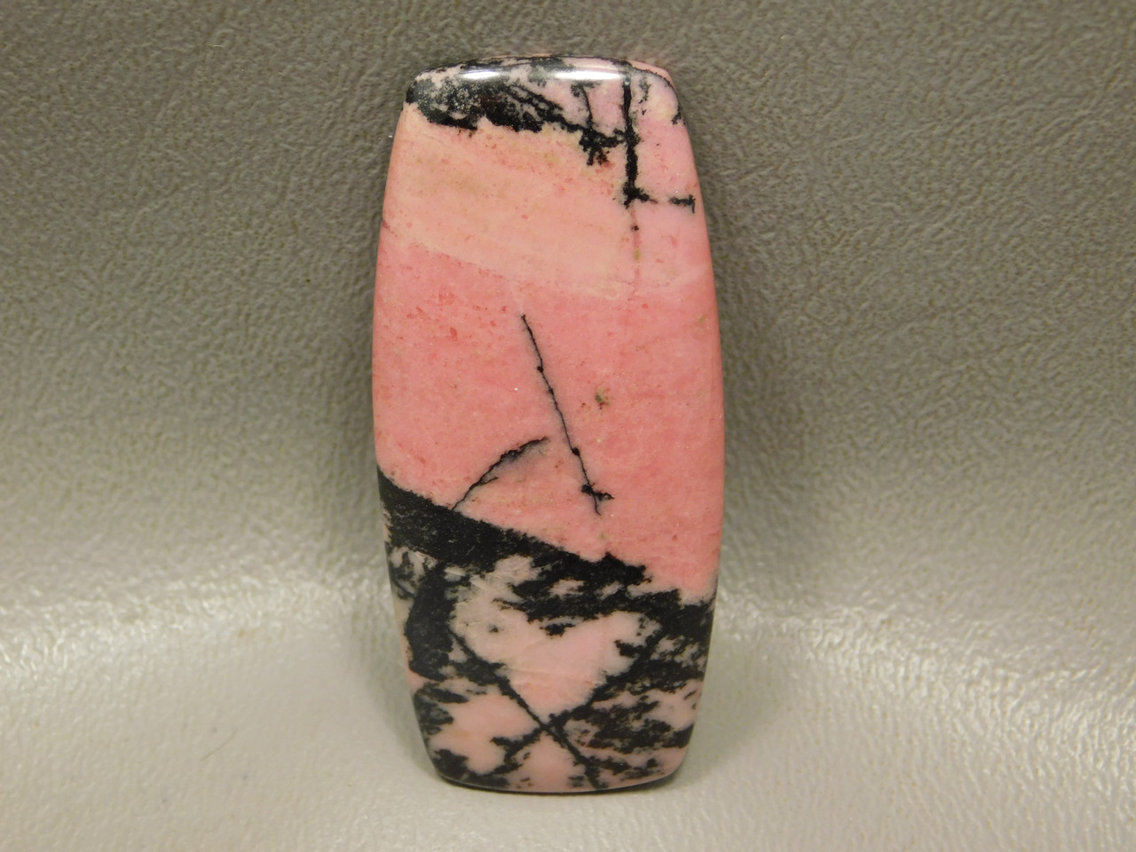 Large Cabochon Rhodonite Pink Jewelry Stone Australia #20