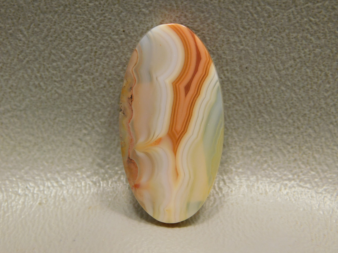 Red Banded Laguna Agate Cabochon Jewelry Design Supplies #8