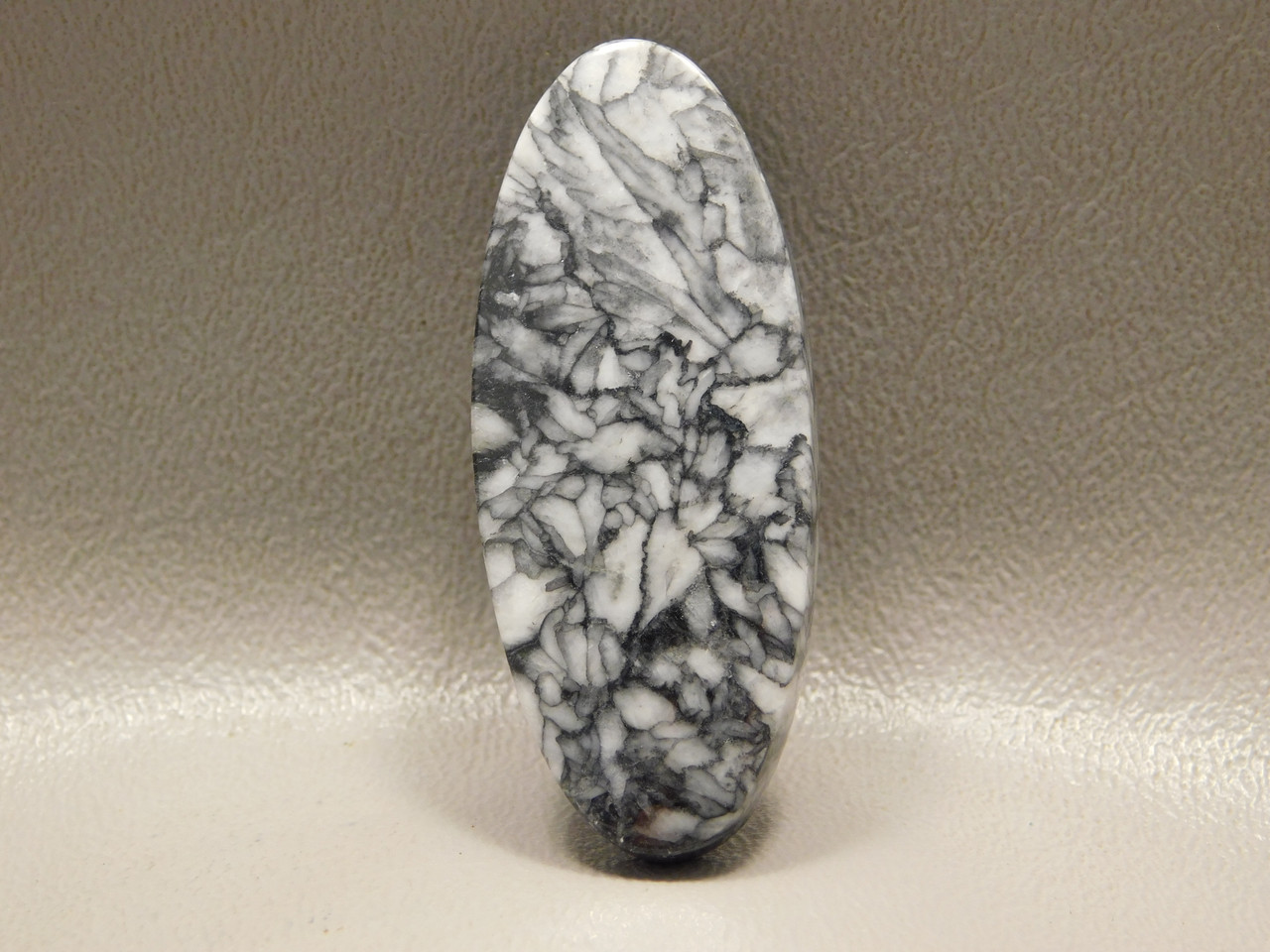 Pinolith Stone Bead Pendant #3