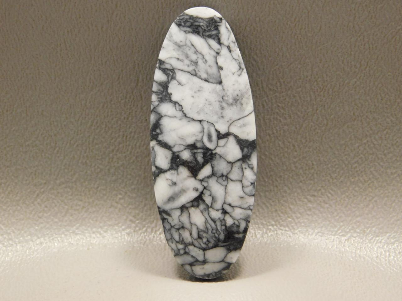 Pinolith Stone Bead Pendant #8