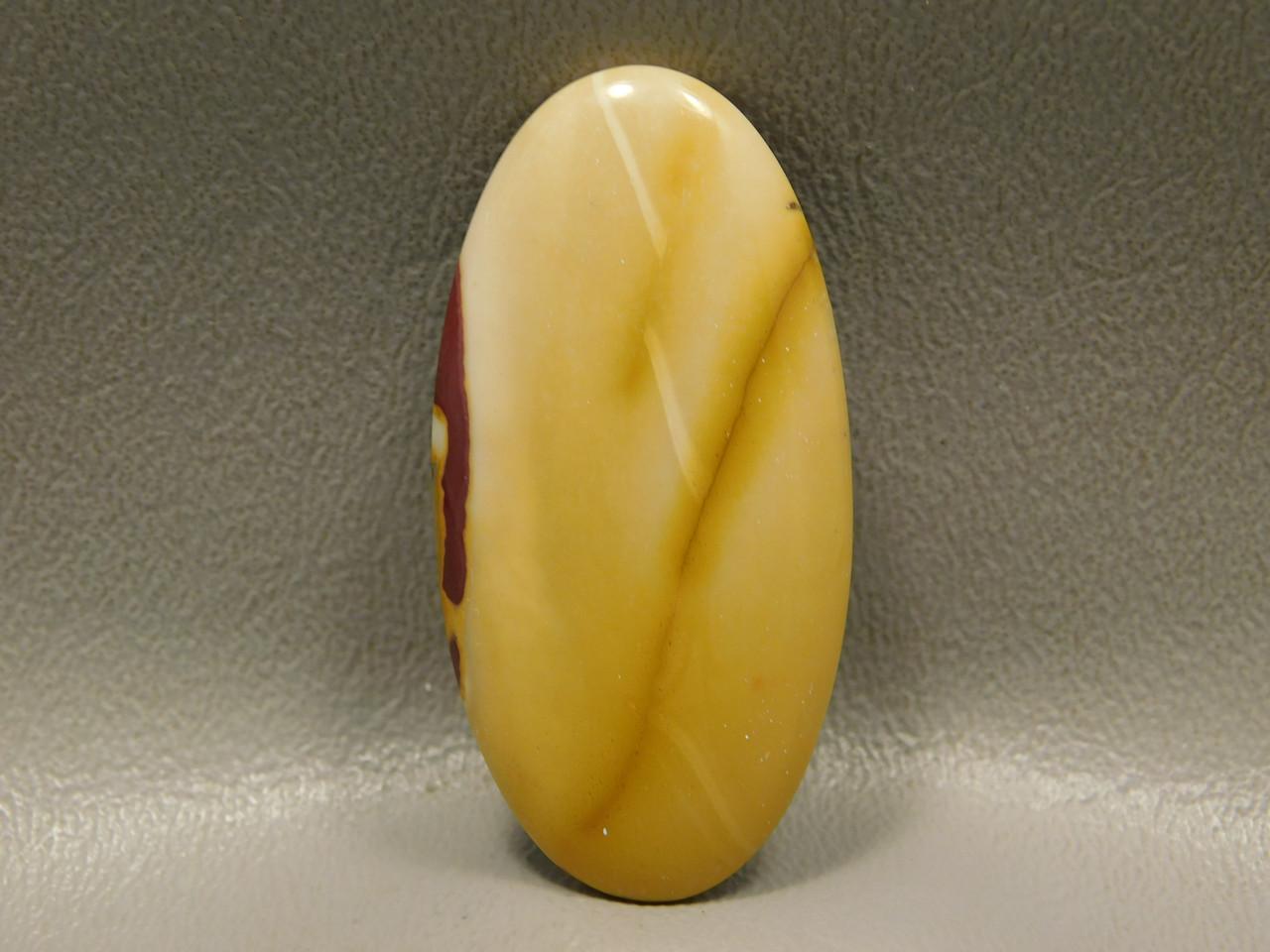 Mookaite Jasper Yellow and Red Cabochon Australia Gemstone #2