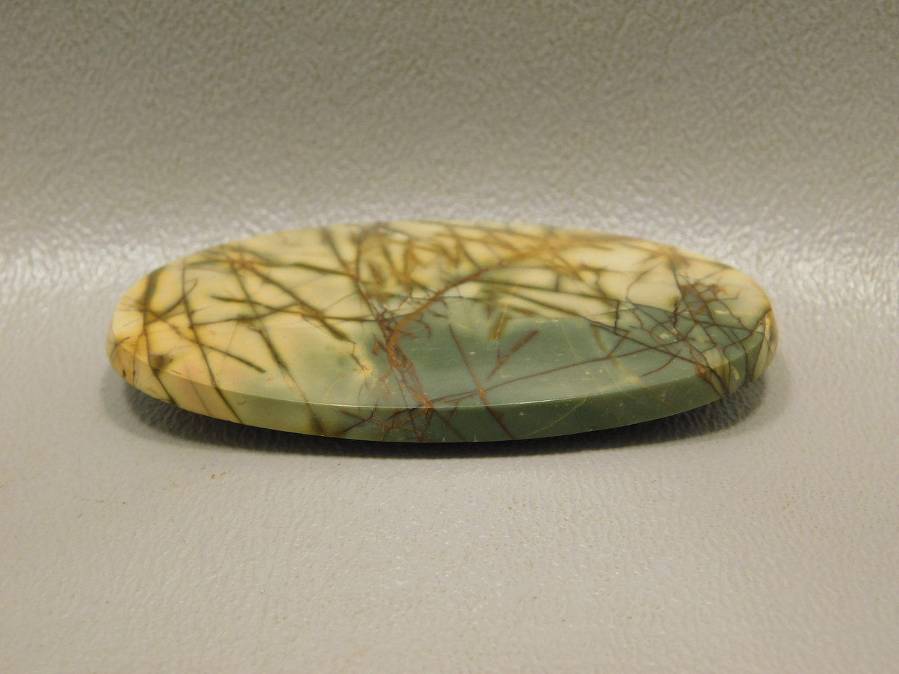 Red River Jasper Cabochon Jewelry Stone Oval #13