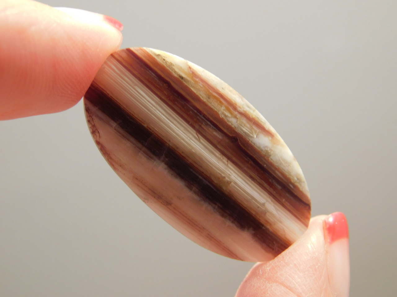 Candy Opal Designer Cabochon Stone Bacon Oval #8