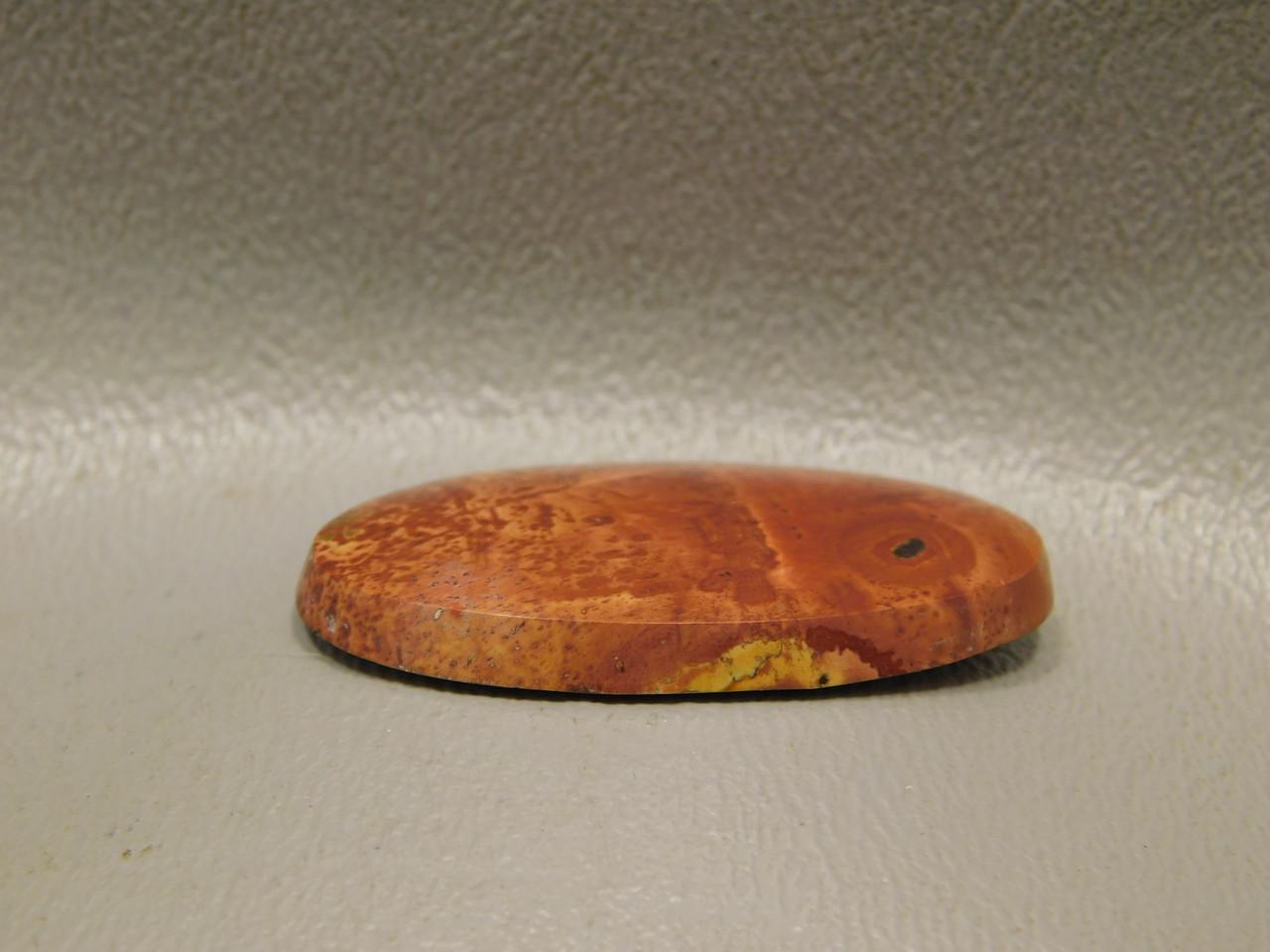 Red River Jasper Cabochon Semiprecious Stone Red #8