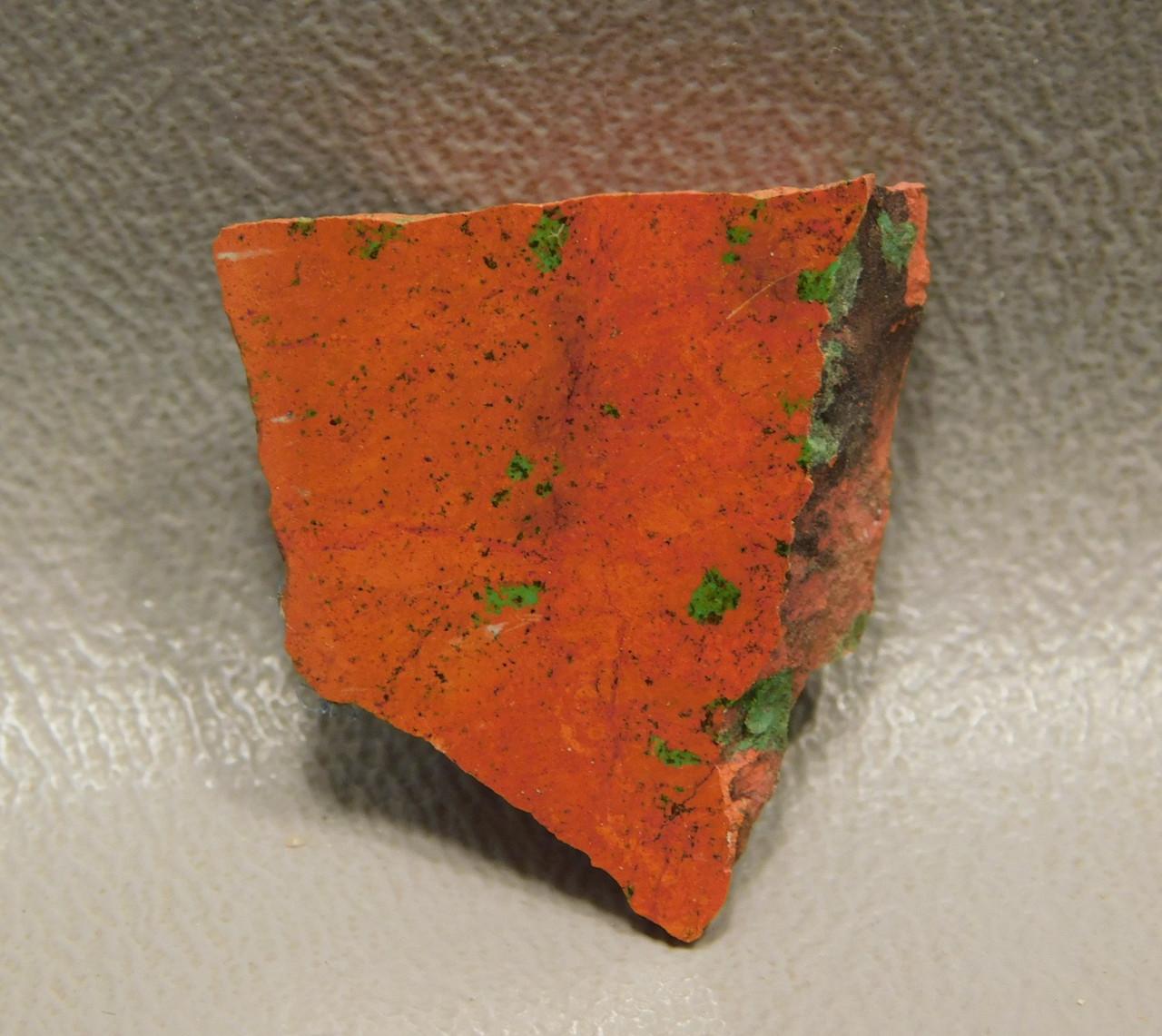 Sonora Sunrise Polished Slab Natural Stone Chrysocolla Cuprite #S2