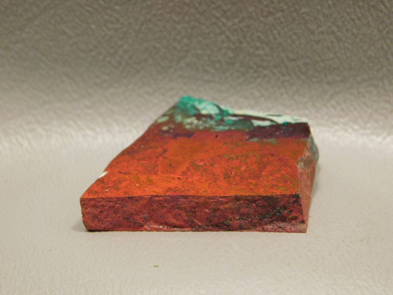 Sonoran Sunset Polished Slab Natural Stone Crimson Cuprite #S6