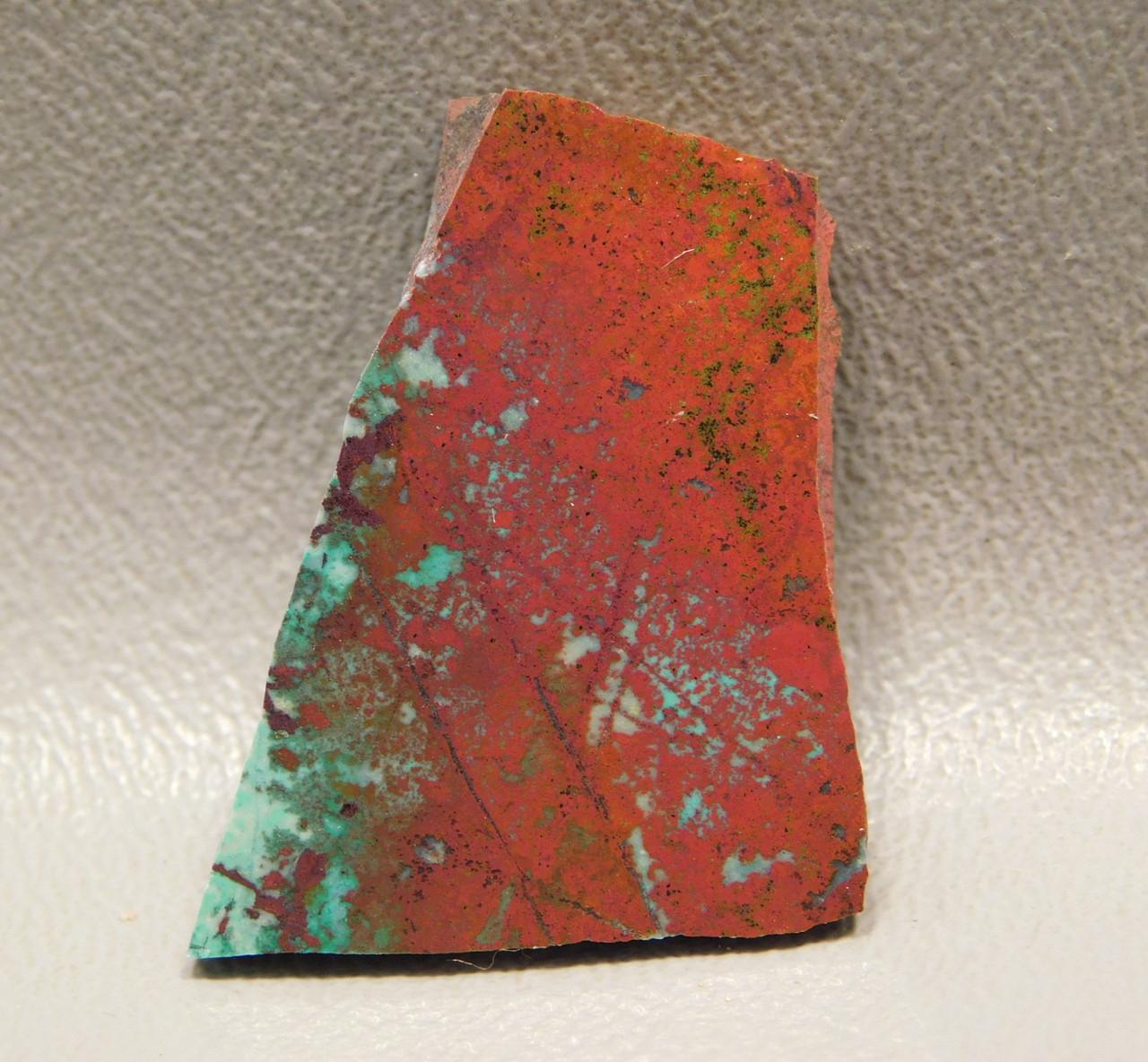 Sonoran Sunrise Polished Slab Natural Stone Cabochon Wirewrap #S10