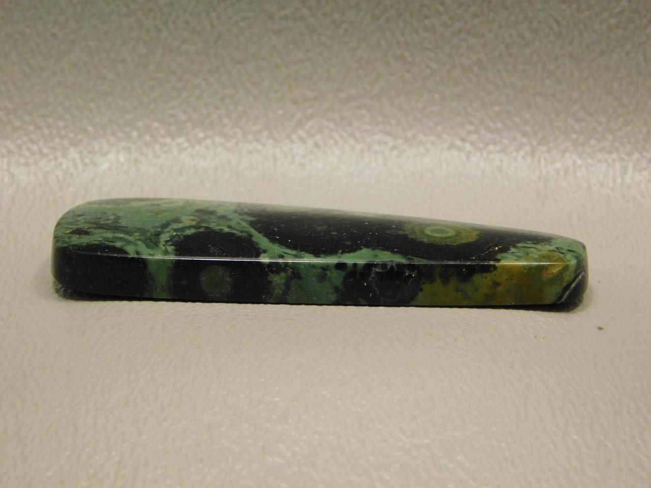 Kambaba or Kabamba Jasper Stone Drop Ladder Shape #4