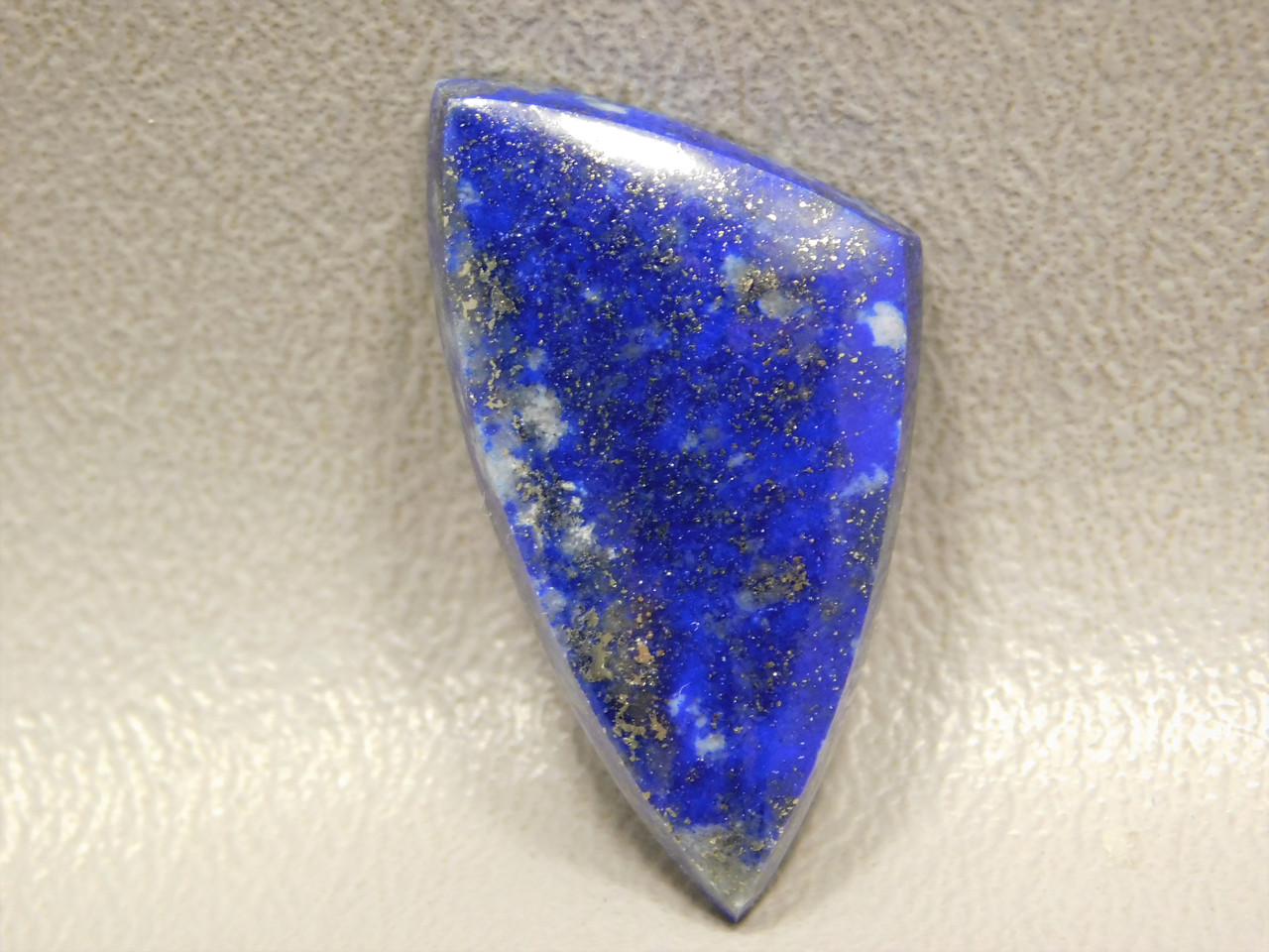 Lapis Lazuli Natural Blue Gold Pyrite Gemstone Cabochon #4