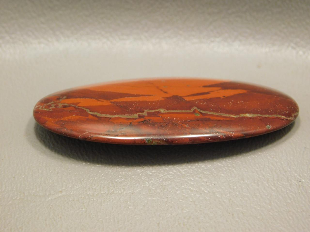 Red Jasper Cabochon Semi Precious Gemstone for Jewelry Making #20