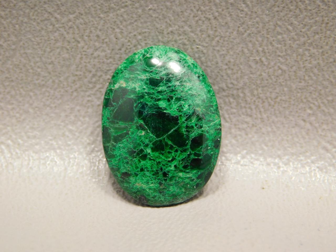 Maw Sit Sit Green Jade Loose Stone Cabochon #2