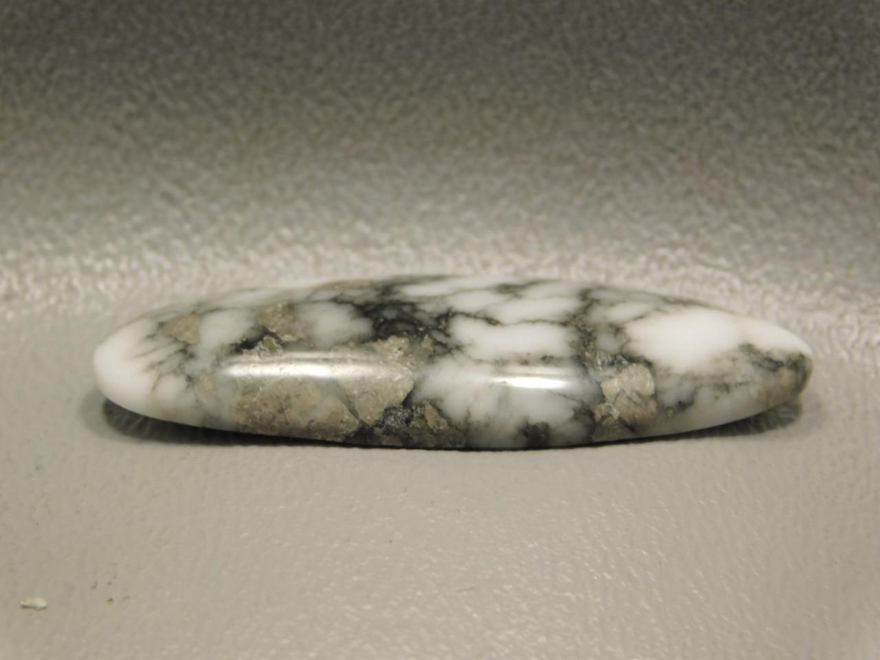 Cabochon Howlite Stone Designer Semiprecious Gemstone #6