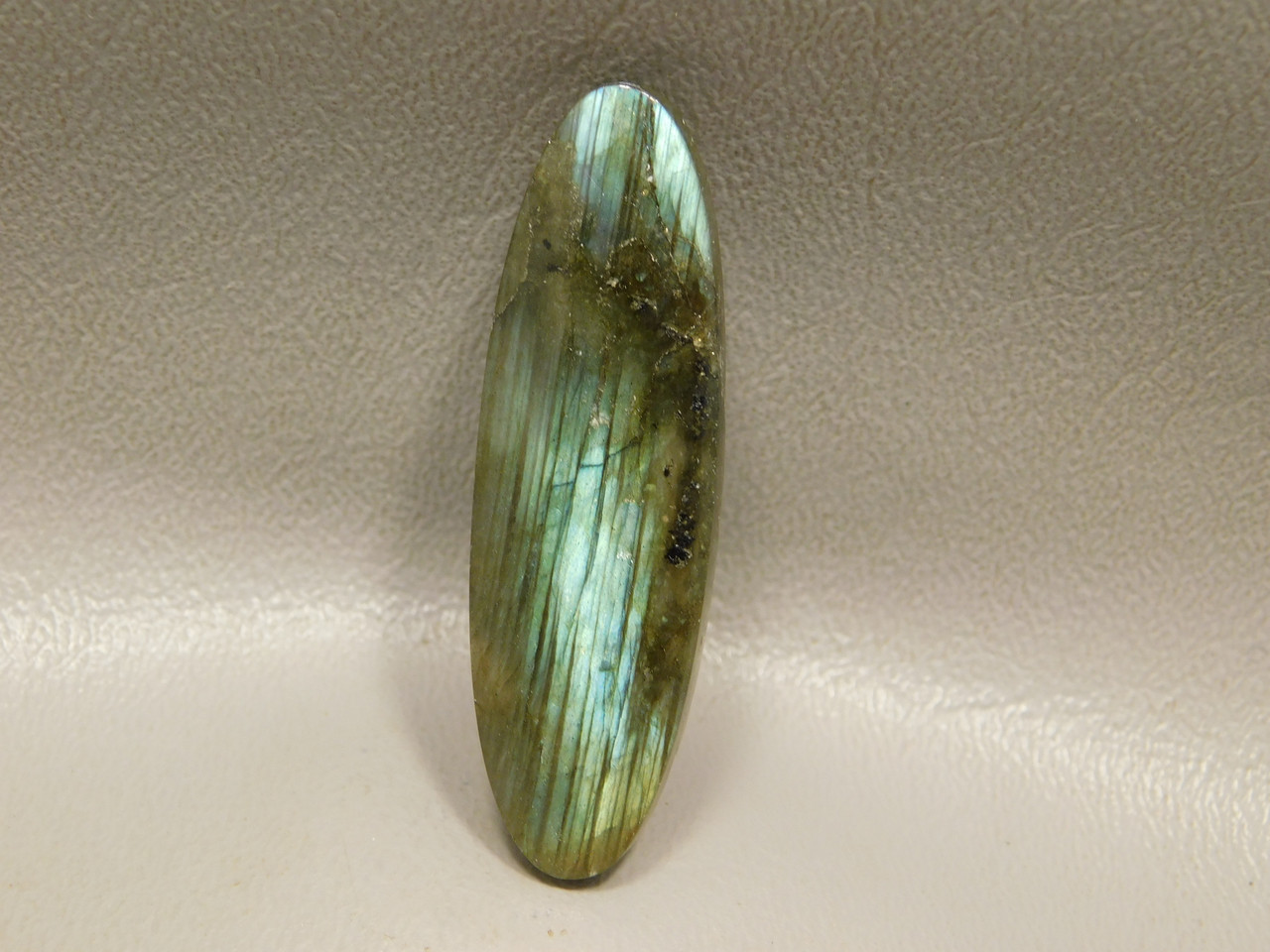 Rainbow Labradorite Cabochon Gemstone Designer Stone #3