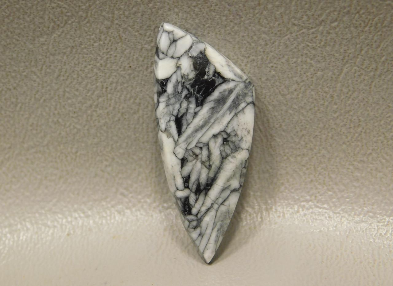 Pinolith or Pinolite Austria Gemstone Triangle Cabochon #8