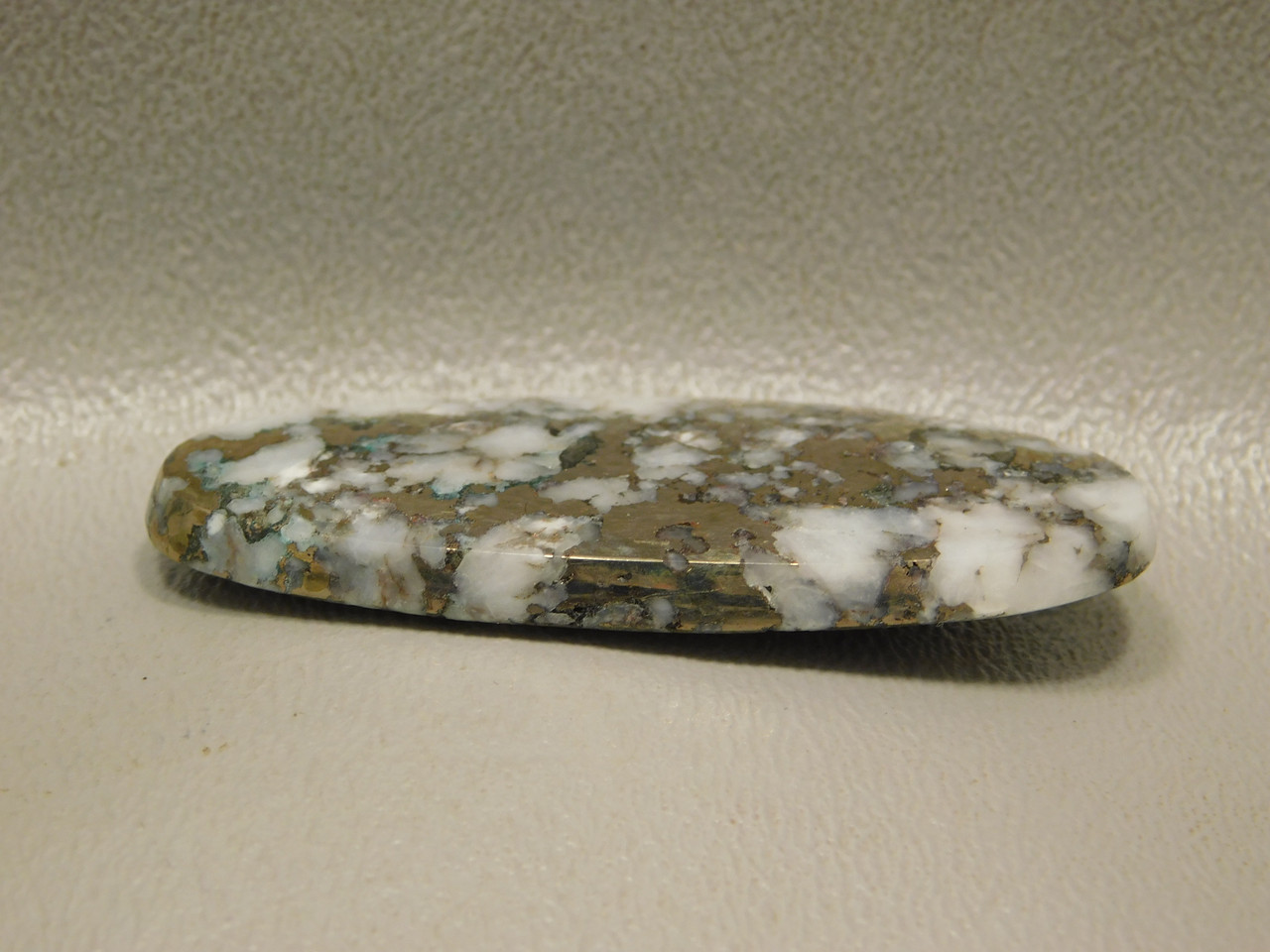 Metallic Mohawkite Stone Cabochons Jewelry Making Supplies  #11