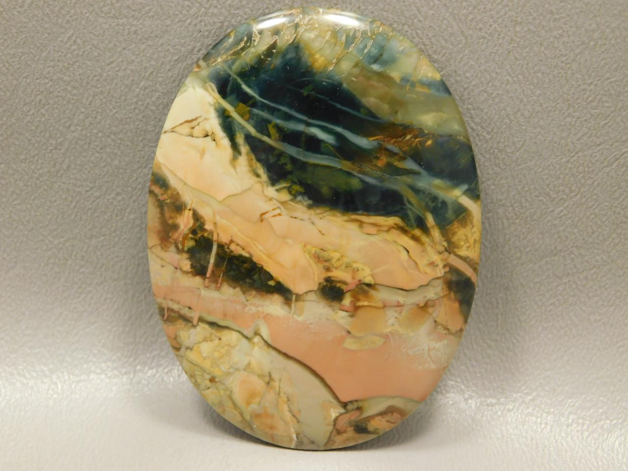Morrisonite Jasper Large Oval Collector Designer Cabochon #xl1