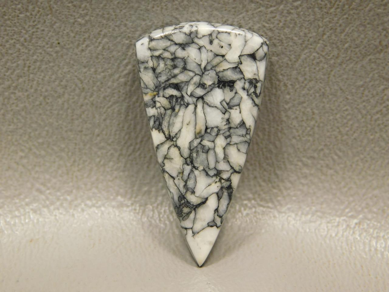Pinolith or Pinolite Triangle Fossil Cabochon Stone Austria #6