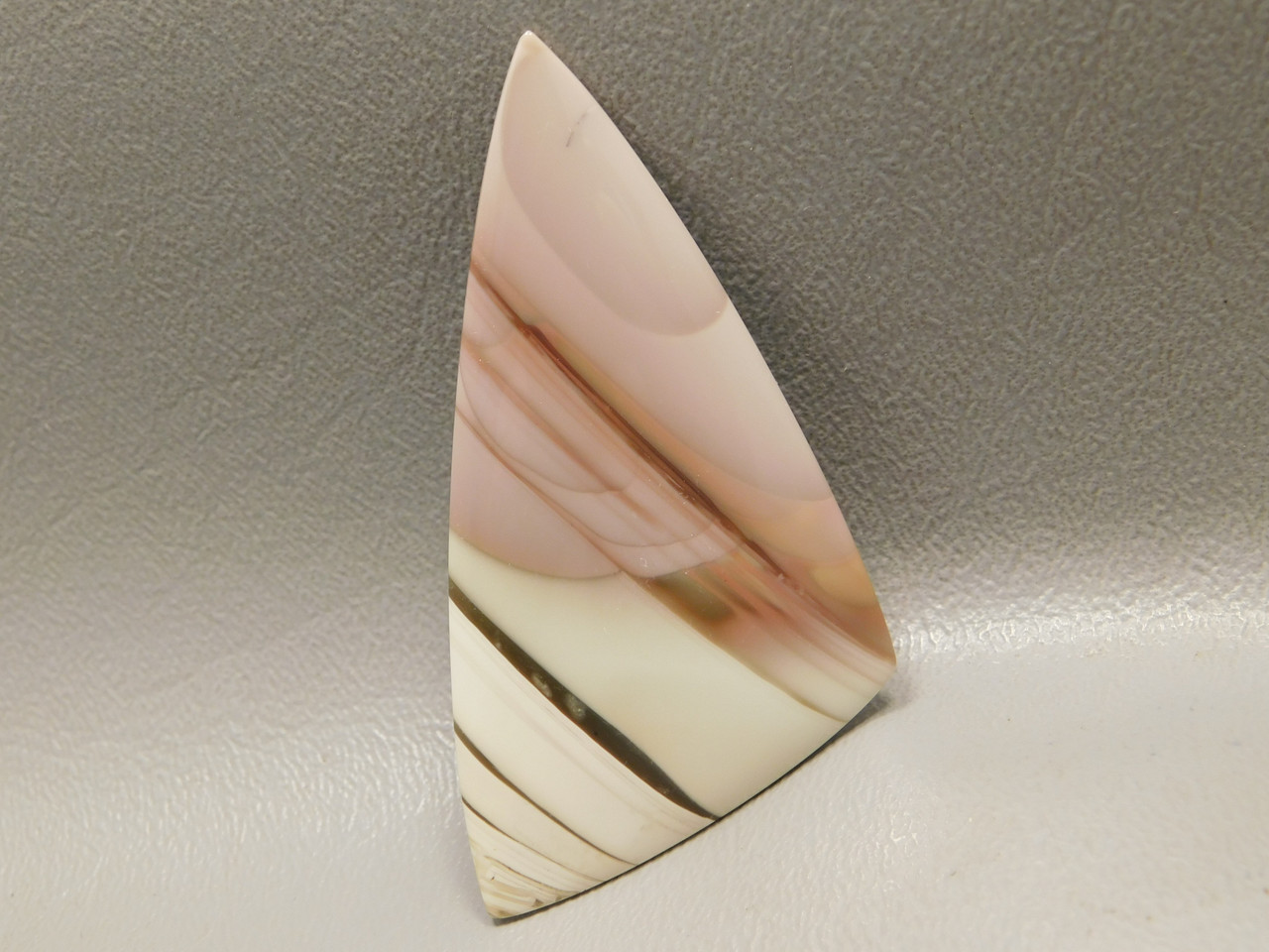 Imperial Jasper Large Triangle Collector Cabochon Stone #XL31
