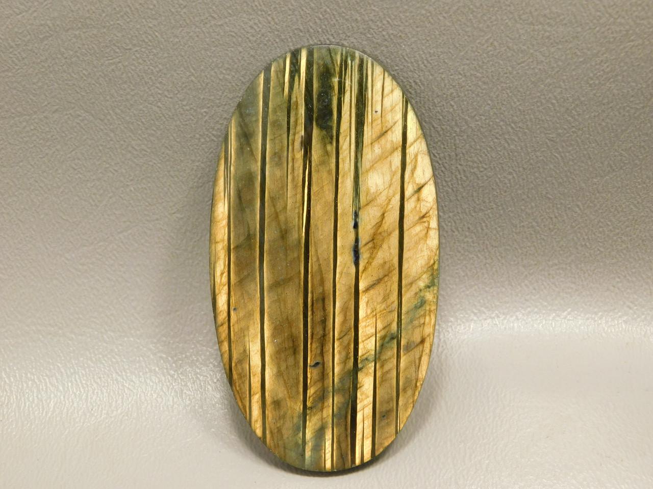 Labradorite Large Collector Cabochon Jewelry Stone #XL3