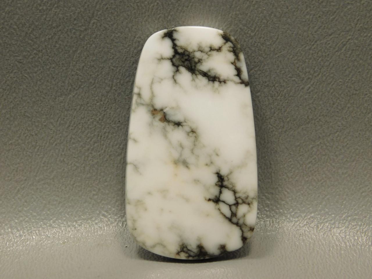 Cabochon Howlite Ladder Stone Semi Precious Gemstone 9