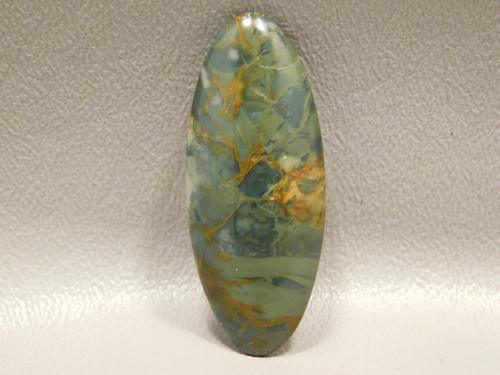 Morrisonite Jasper Oval Stone Cabochon #15