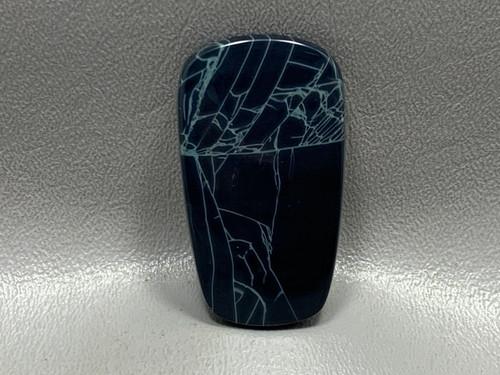 Spiderweb Obsidian Cabochon Loose Gemstone #17