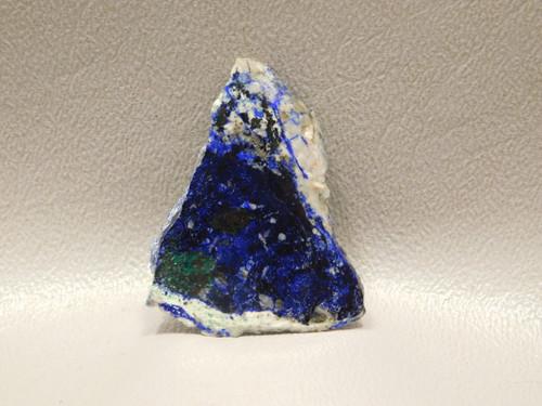 Azurite Malachite Blue Green Semi Precious Stone Freeform Cabochon #S10